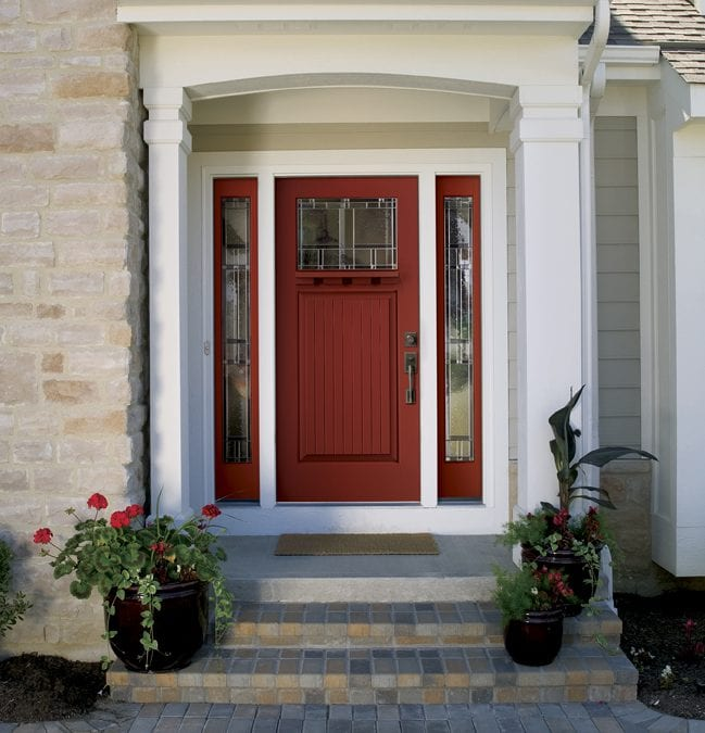 ThermaTru Entry Door 649x675