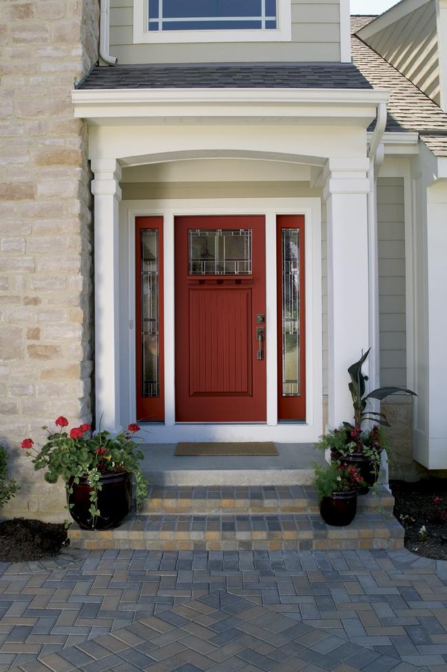 ThermaTru Entry Door