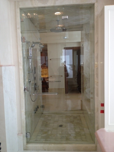 Shower Doors Frameless